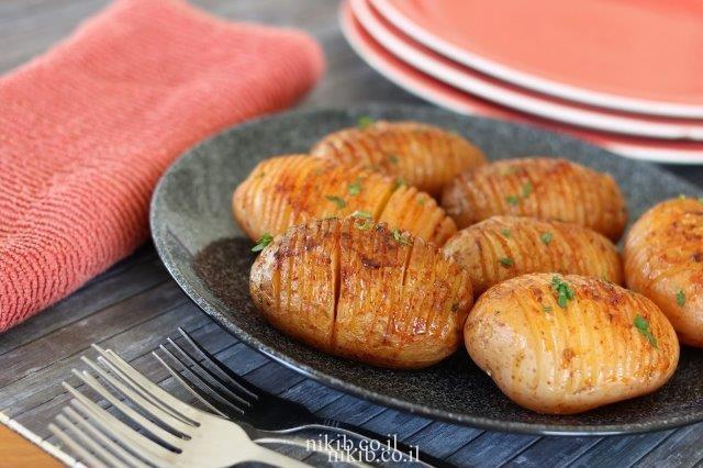תפוחי אדמה מניפה