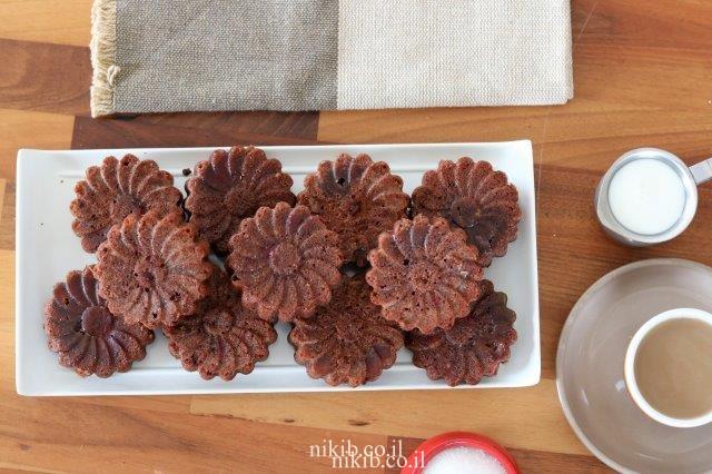 שוקולדיות עם הפתעה