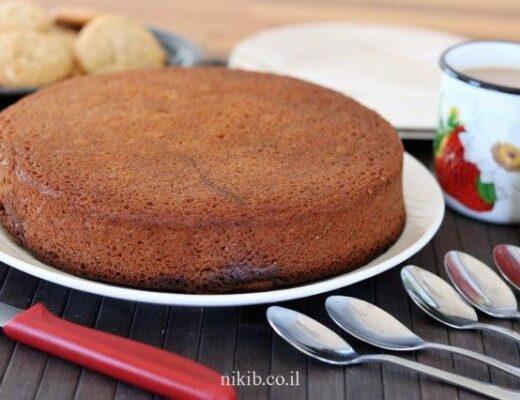 עוגת שיש רכה