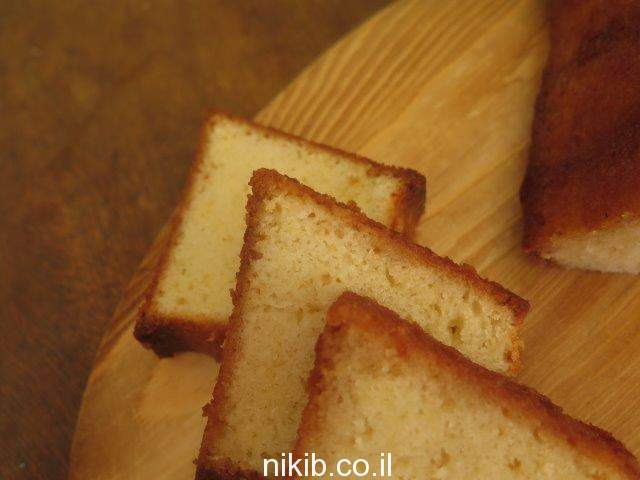 עוגת גבינה מייפל