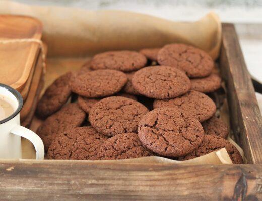עוגיות קקאו ממכרות!