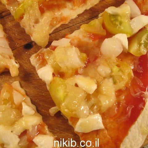 פיצה טורטייה