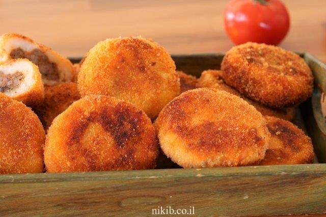 בסטיל - קציצות תפוחי אדמה ובשר