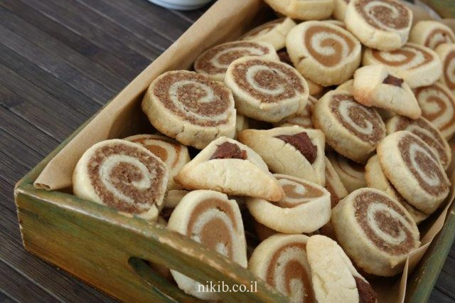 טיפים להכנת אוזני המן מושלמות / עוגיות חמאה / בצק פריך