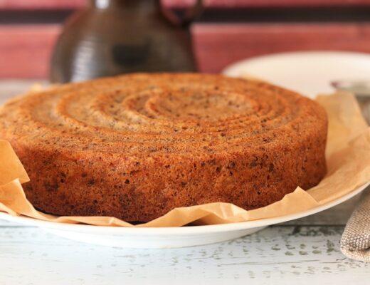 עוגת גזר ב 5 דקות הכנה