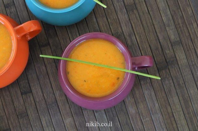 מרק ירקות מעולה