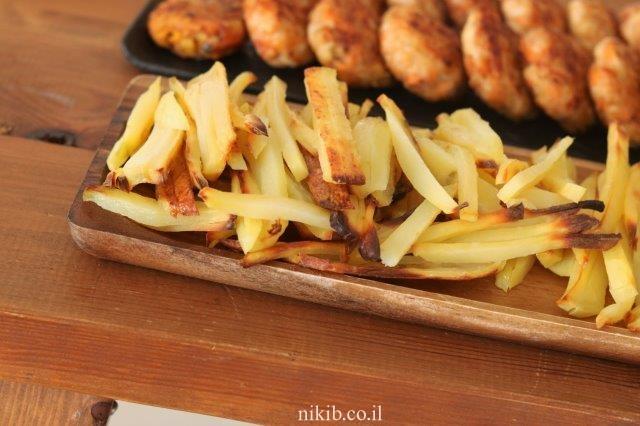 תפוחי אדמה דיאטטיים