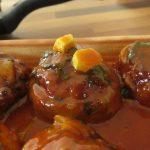 לבבות ארטישוק ממולאים בשר
