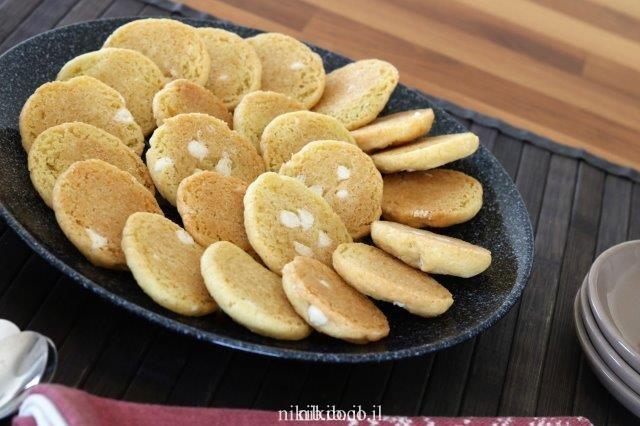 עוגיות שוקולד צ'יפס על בסיס שמן