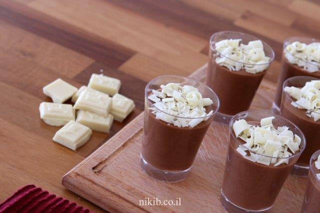 מוס שוקולד מעולה