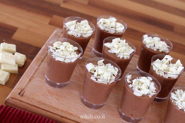 מוש שוקולד מעולה