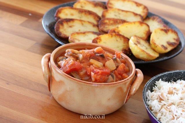 תבשיל עגבניות