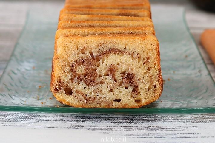 עוגת וניל קינמון
