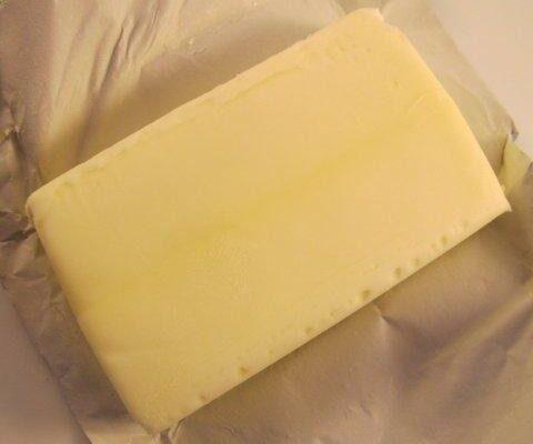 חמאה בבצק פריך