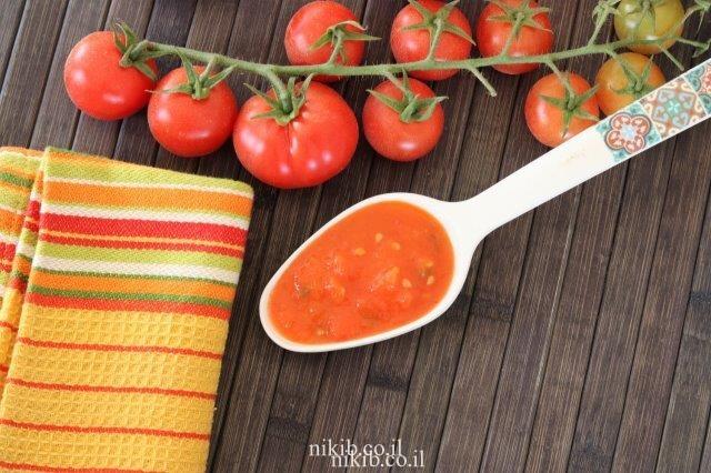 רוטב עגבניות לפיצה