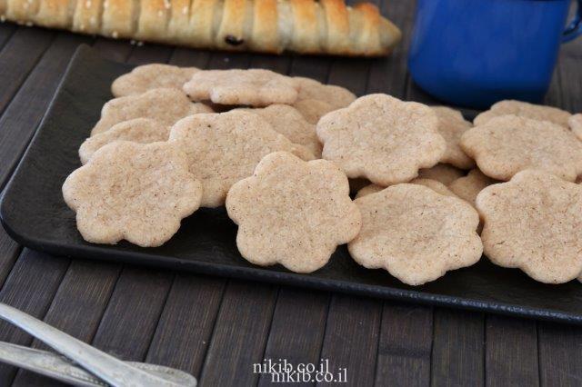 עוגיות קינמון פרווה
