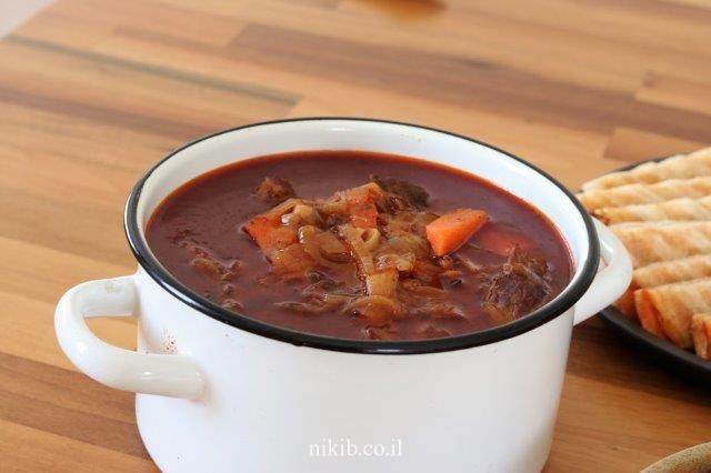 מרק בשר