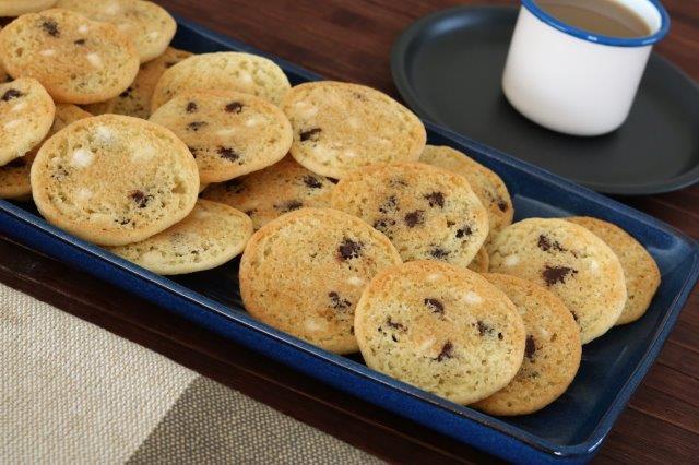 עוגיות שוקולד צ'יפס קלות להכנה