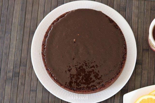 עוגת שוקולד שילדים אוהבים