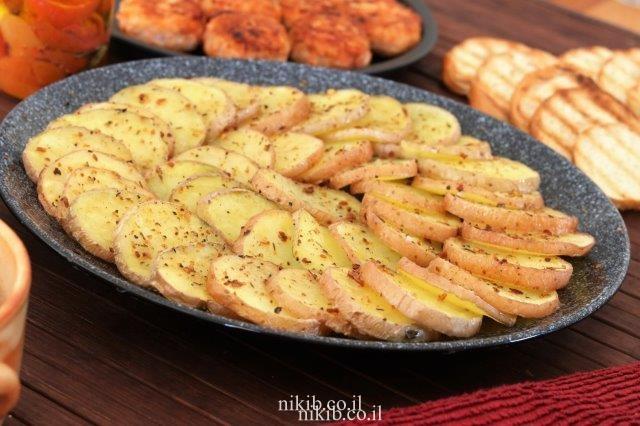 תפוחי אדמה במיקרו