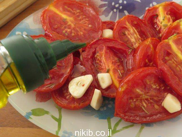 סלט עגבניות מעולה