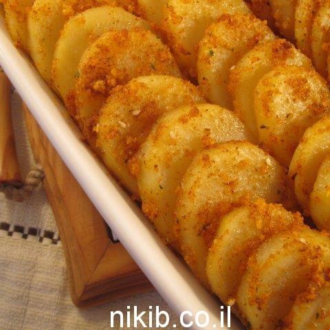 תפוחי אדמה קריספיים