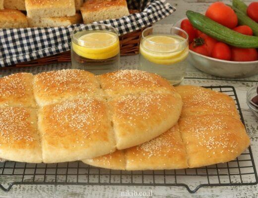 לחם רך ואוורירי