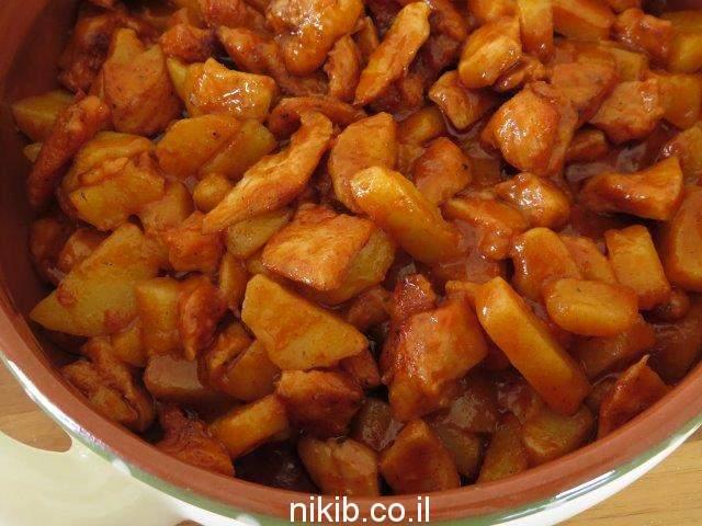 צלי פרגיות ותפוחי אדמה