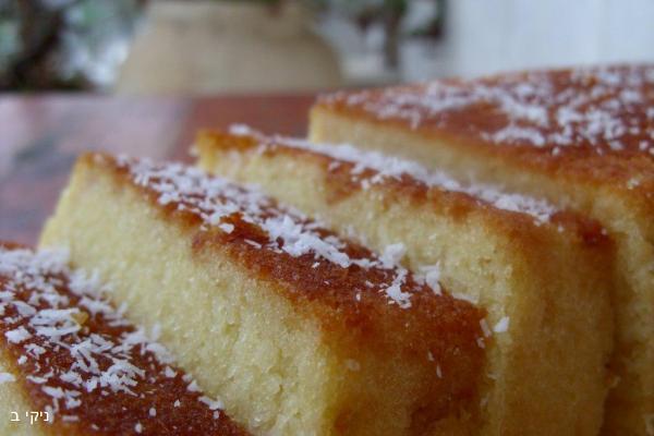 עוגת מרציפן / ארוחת שישי מתכונים קלים