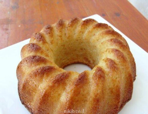 .עוגת קוקוס וניל