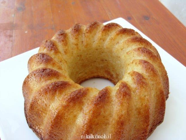 עוגת קוקוס וניל