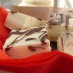 חיתוכיות גבינה ושוקולד