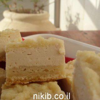 חיתוכיות גבינה ופירורים