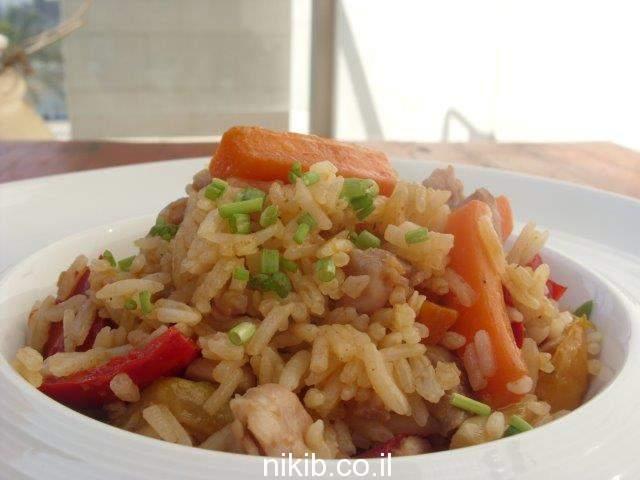מה עושים עם שאריות אורז ?