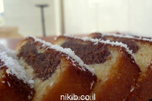 עוגת קלמנטינות ושוקולד