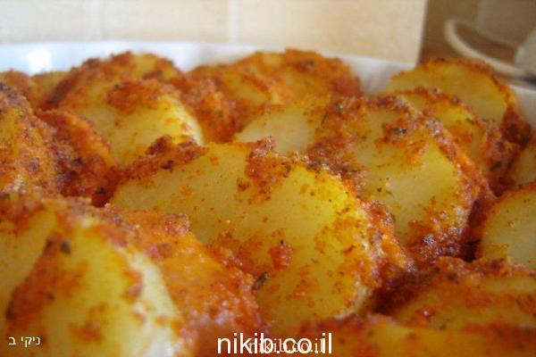 תפוחי אדמה ובטטות קריספיים מעולים