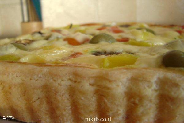 פשטידת פיצה