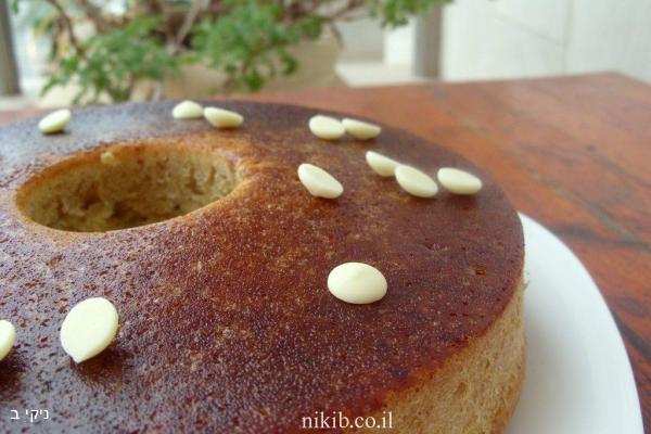 עוגת מייפל לפסח