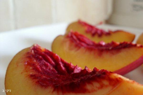 עוגת פירות רכה