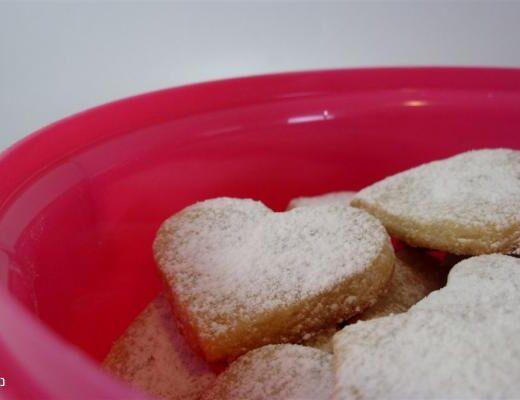 עוגיות שקדים ומייפל