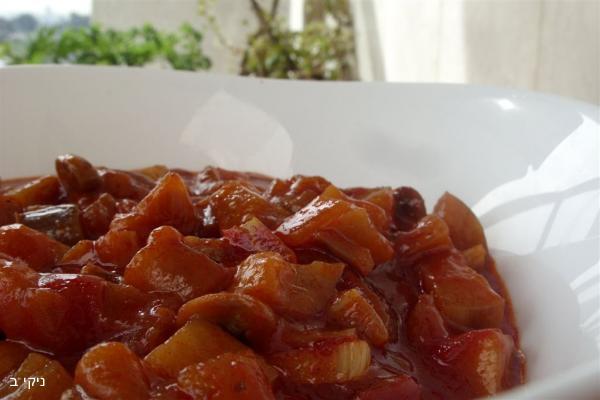 תבשיל ירקות / ארוחה טעימה לשישי