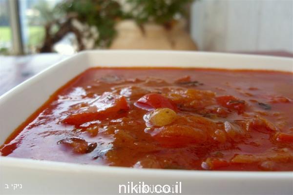 מרק ירקות טעים וקל